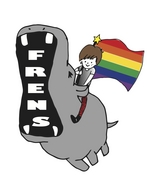 FRENS�iFukuoka Rainbow�@Educational�@NetworkS�j����̉摜